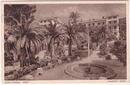NERVI - GENOVA - HOTEL VITTORIA - GIARDINO - PARCO - VIAGG. 1968 -16634- - Genova (Genua)