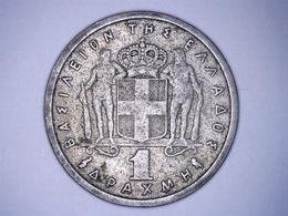 GRECE  1959 - 1 Drachme Royaume - Paul I - Griechenland