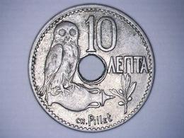 GRECE  1912 - 10 Lepta - George I Royaume - Griechenland