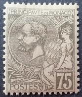 R2740/75 - 1920/1921 - MONACO - PRINCE ALBERT - N°45 NEUF* - Unused Stamps