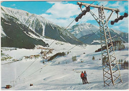 RESIA - RESCHEN - VAL VENOSTA - VINSCHGAU - BOLZANO - SCIOVIA POFELN -26414- - Bolzano (Bozen)