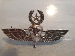 13197    INSIGNE MILITAIRE  PARACHUTISTE - Badges & Ribbons