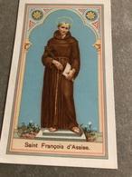 Saint François D'Assise - Devotion Images