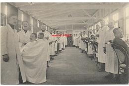 Interneeringskamp Zeist - Camp Des Internés De Zeist ( Intérieur Du Salon De Coiffure ) 1915 - Guerre 1914-18