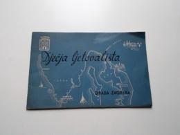 Medulin Selce Ravna Gora Gorski Kotar Croatia Old Tourist Guide Brochure - Dépliants Turistici