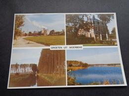 Belgique  België  ( 2804 )   Moerbeke - Waas  CPSM - Moerbeke-Waas