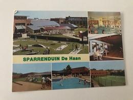 Carte Postale Ancienne (1987) SPARRENDUIN De Haan - De Haan