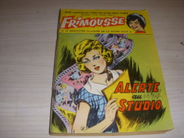 BD Pt Format FRIMOUSSE N° 69 23.05.1961 LUIS MARIANO - Other Magazines