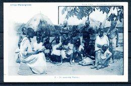 CATECHISMO  AFRICANO -  Riproduzione Fotografica Su Cartolina Non Viaggiata. - Barche