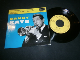 """EP 45t  / Danny KAYE Indiana Radio Montage BO Film """"the Five Pennies"""" - Música De Peliculas"""