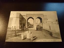 Tunis Porte Bab Alaloua - Tunisia