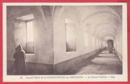 CPA-74-Grand-Hôtel De La CHARTREUSE Du REPOSOIR - Le Grand Cloître- Animation; N° 24** 2 SCAN- - Cluses