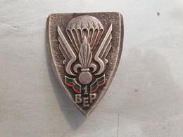 13206    INSIGNE MILITAIRE  LEGION ETRANGERE  DRAGO - Badges & Ribbons