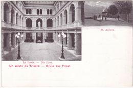 TRIESTE - UN SALUTO DA... - GRUSS AUS.... -22839- - Trieste