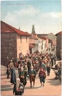 V 72056 -Turchia -Turkisches Begrabnis - Turkey