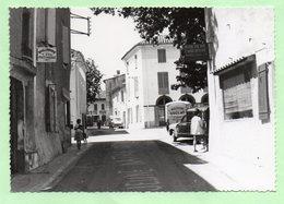 CPSM - SAINT-SATURNIN-les-AVIGNON - Rue De La Poste - ANIMEE - - Autres Communes
