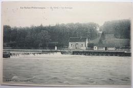 LA SEINE PITTORESQUE - LE BARRAGE - ÉVRY - Ile-de-France