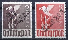 SBZ 1948, Mi IIb-IIc Wurzen27, MNH Postfrisch - Zona Sovietica