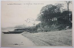 LA SEINE PITTORESQUE - BERGES DE LA SEINE - PETIT-BOURG - Ile-de-France