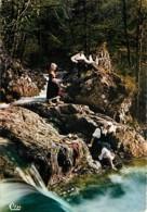 70 - Haute Saone - Folklore Avec Les Gauch'nots Et Gauch'nottes De Luxeuil Les Bains - Dans La Haute Vallée De L'Ognon O - France
