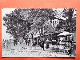 CPA (44)  Le Pouliguen.Sur La Promenade. (N.529) - Le Pouliguen