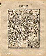 ANNUAIRE - 23 - Département Creuse - Année 1936 - édition Didot-Bottin - 35 Pages - Telefoonboeken