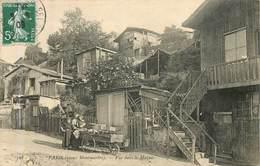 PARIS Vieux Montmartre Vue Dans Le Maquis - District 18