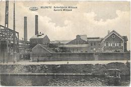 Selzaete - Suikerfabriek Wittouck - Sucrerie Wittouck - Zelzate
