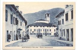 MONTEREALE CELLINA - PIAZZA RISORGIMENTO - Pordenone