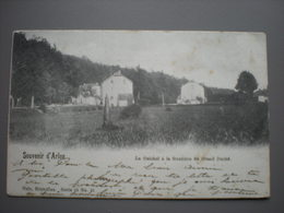 ARLON - LA GAICHEL A LA FRONTIERE DU GRAND DUCHE 1902 - NELS SERIE 32 N 21 - Arlon