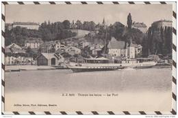 3AC1035 THONON - Le Port 2  SCANS - France