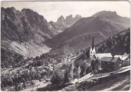 FALCADE - BELLUNO - LA VECCHIA CHIESA - A VALLE FRAZIONE DI MOLINO - VIAGG.-9473 - Belluno