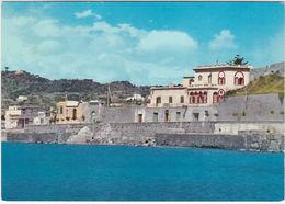 """FORIO D'ISCHIA - NAPOLI - PENSIONE """"TIRRENIA"""" - VIAGG. 1970 -12525- - Napoli (Napels)"""