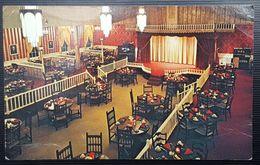 United States - Old Abilene Town, Texas Golden Stagecoach Restaurant Governor's Room - Abilene