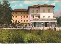 LEVICO TERME - TRENTO - ALBERGO DUE LAGHI -6944- - Trento