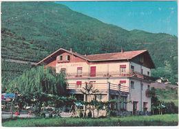 LEVICO TERME - TRENTO - ALBERGO RISTORANTE BAR AL SORRISO -7282- - Trento