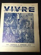 Année 30 Revue Naturisme Naturiste Nudisme FKK  VIVRE SANTE - 1900 - 1949