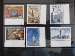 ANTIGUA BARBUDA 1985 - STATUE DE LA LIBERTE - MNH ** - Monumenti