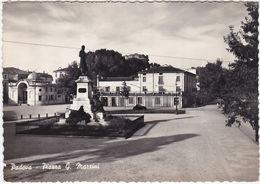 PADOVA - PIAZZA G. MAZZINI - VIAGG. 1958 -7203- - Padova (Padua)