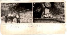 1950 Fontan 06 Photo C.6x8cm X2 - Places