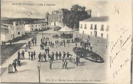 CPA Portugal Alvita Villa E Castello - Beja