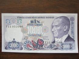 TURQUIE 1000 LIRASI 14/10/1970 UNC - Turquia