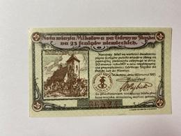 Allemagne Notgeld Mikotov 25 Pfennig - [ 3] 1918-1933 : République De Weimar
