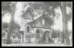 VIDAGO - Trecho Do Parque ( Ed. ' A Editora') Carte Postale - Vila Real