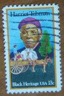 1978 USA Stati Uniti Harriet Tubman And Cart Carrying Slaves -  Usato - Stati Uniti