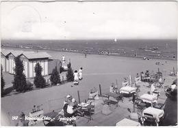 VENEZIA LIDO - SPIAGGIA - VIAGG. 1955 -7165- - Venezia (Venice)