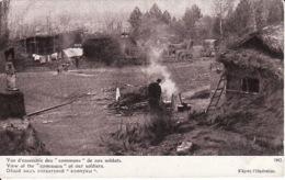 269012Vue D'ensemble Des Communs De Nos Soldats - War 1914-18