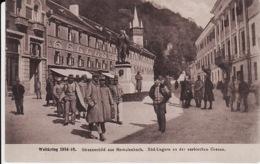 269032Strassenbild Aus Herkulesbach. Süd-Ungarn An Der Serbischen Grenze (links Unter 1 Sher Kleine Falten) - War 1914-18