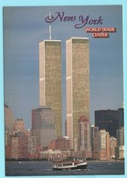 1080 - USA - NEW YORK - WORLD TRADE CENTER - TWIN TOWERS - NY - New York
