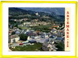 Artemare. Vue Generale Aerienne. Edit Cim N° A010220007526 Datée 1976 .   Camion Mont Blanc - France